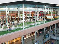Centre commercial La Maquinista de Barcelone