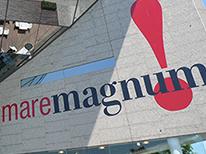 Centre commercial Maremagnum de Barcelone